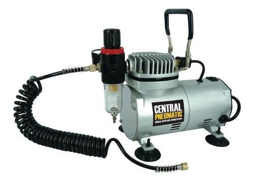 1/6 hp 58 psi compresor de aerógrafo sin aceite