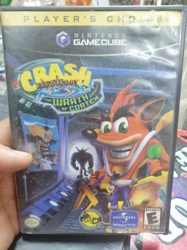 Juegi De Crash Para Nintendo Gamecube