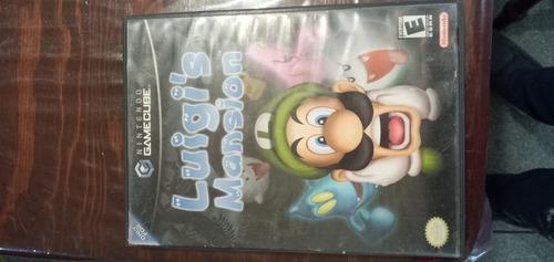 Juego De Luigi's Mansion Para Nintendo Gamecube.