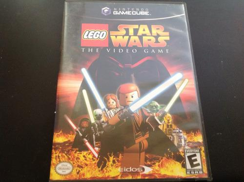 Juego nintendo game cube..lego star wars the video game