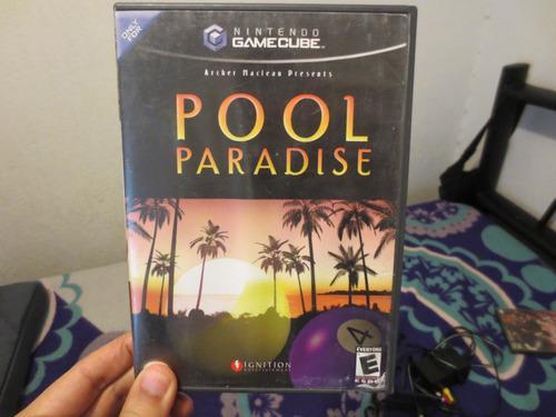 Juego Pool Paradise Para Nintendo Game Cube