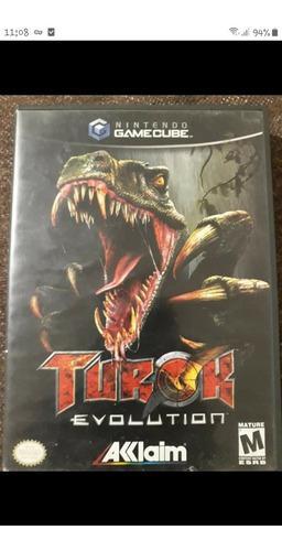 Juego Turok Evolution Gamecube