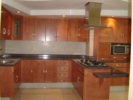 Fabricación de cocinas integrales garza