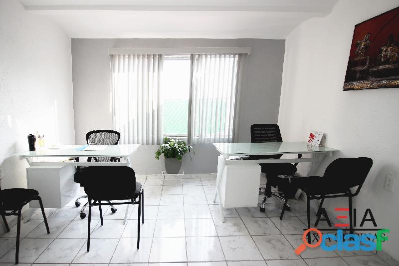 Axia oficinas en leon gto