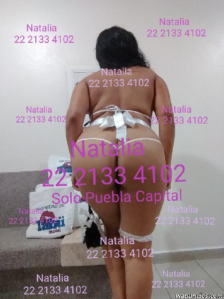 Natalia Morena Fogosa Señora Nalgona Casada Sensual