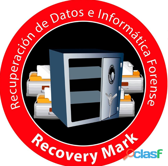 Recovery mark   recuperación de información de discos duros