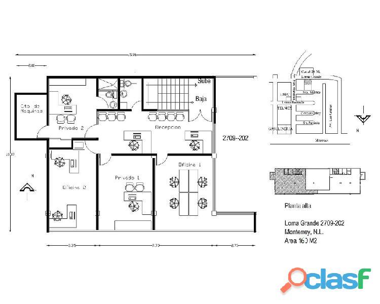 Rento Oficina Loma Grande 2709 202 (Excelente Ubicación) 7