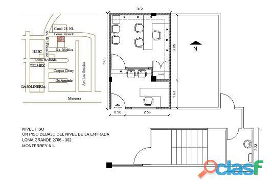 Rento Oficina Loma Grande 2709 302 (Excelente Ubicación) 11