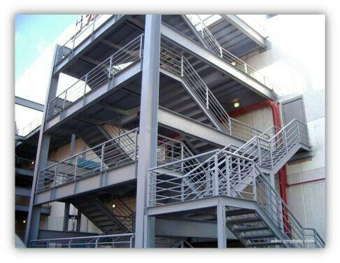 Estructuras metalicas cubiertas y techos de lamina paileria,