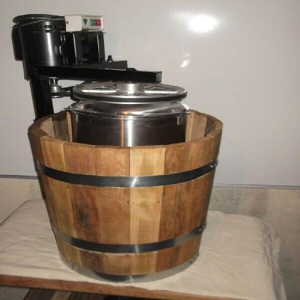 Fabricacion de maquinas para nieve de garrafa