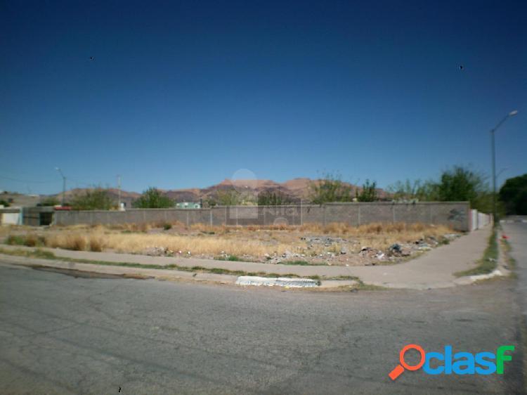 Terreno en venta en Chihuahua Fraccionamiento Jardines del Sol