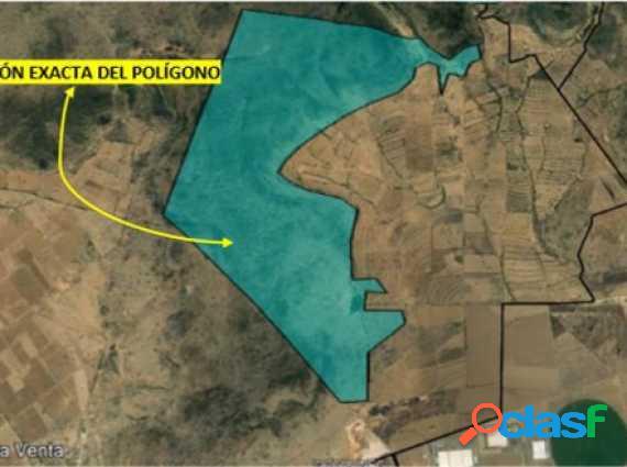 Terreno de 600 has $260xm2 ciudad esmeralda, querétaro.