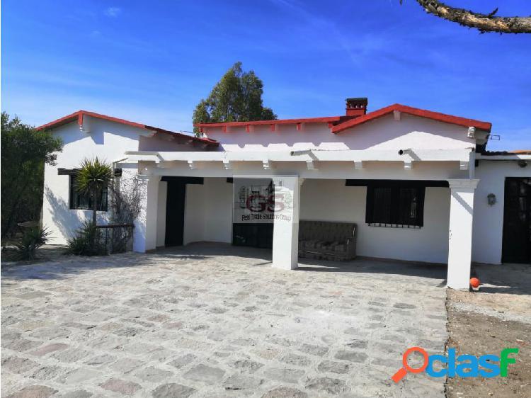 Casa en venta atotonilco san miguel allende