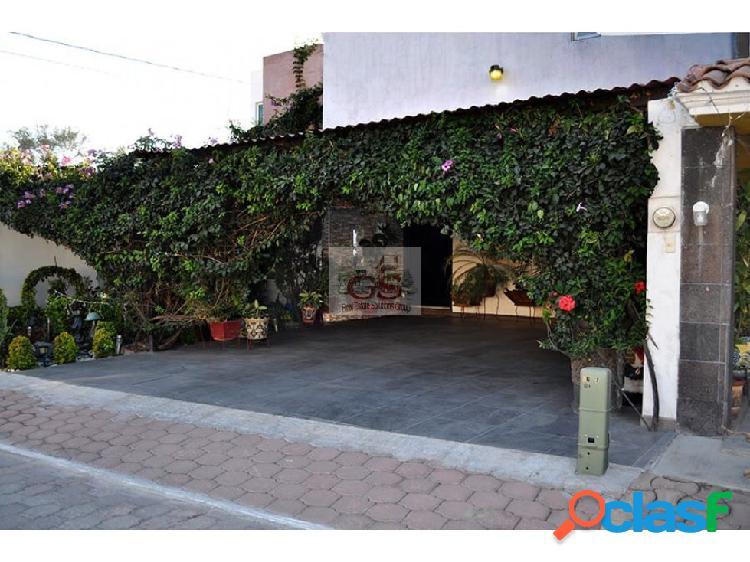 Casa en venta amueblada los arrayanes celaya gto.