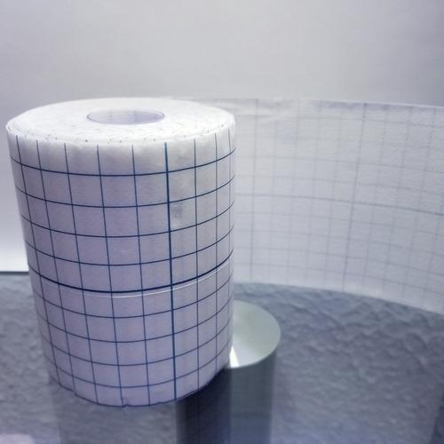2 Cintas Hipafix 10cm X 10m Hipoalergenico Material Curacion