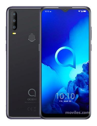 Alcatel 3x 2019 triple camara int 64+4ram android 9 negro