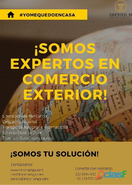 Cursos y capacitación en comercio exterior