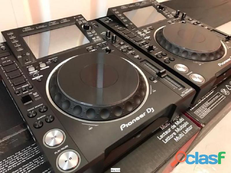 Pioneer ddj sx3 controller, pioneer ddj 1000 controller, pioneer xdj rx2,