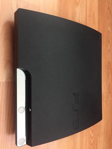 Consola sony ps3 slim, refacciones o reparar