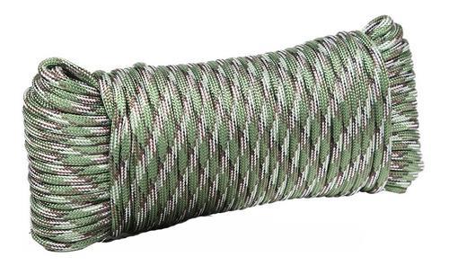 Cuerda cable de auxiliar 4mm 10m escalada rappel eslinga de
