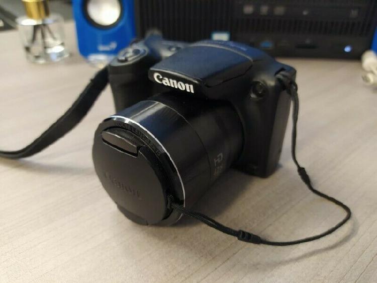 Fotografía cámara canon sx 420 si