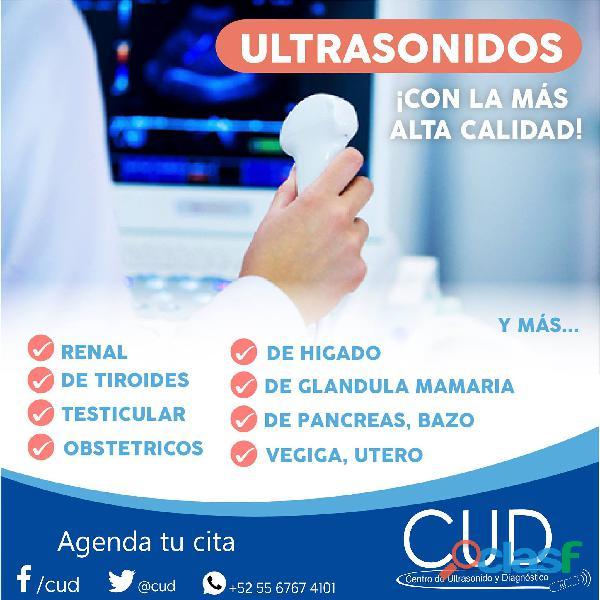 Cud centro de ultrasonidos