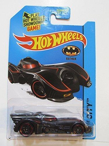 2015 Hot Wheels Batman Hw Ciudad - Batmobile