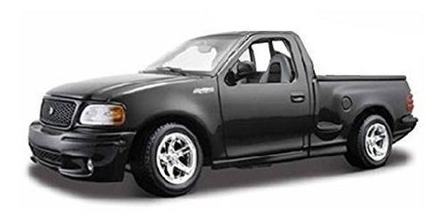 Camioneta ford f-150 svt lightning, negro - másto 31141 - c