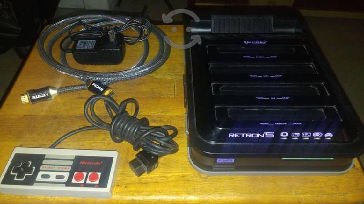 Consola retron 5 hd multi sistema