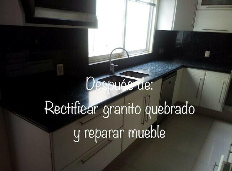Fabricación, reparación y mantenimiento de cocinas