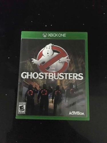 Ghostbusters / juego para xbox one edicion clasica