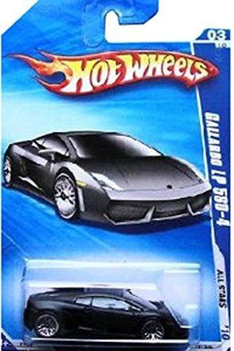 Hot wheels 2010-121 lamborghini gallardo lp-560-4 todos est