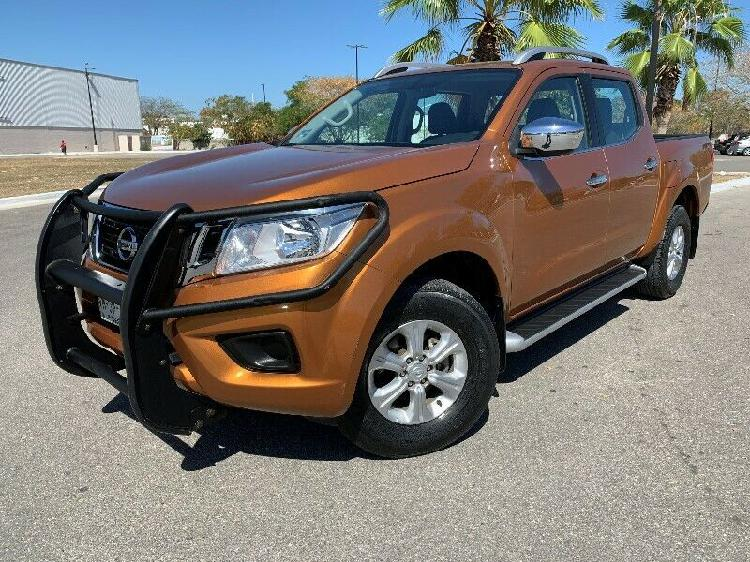 Nissan frontier le doble cabina std 4cil air bag abs rin17
