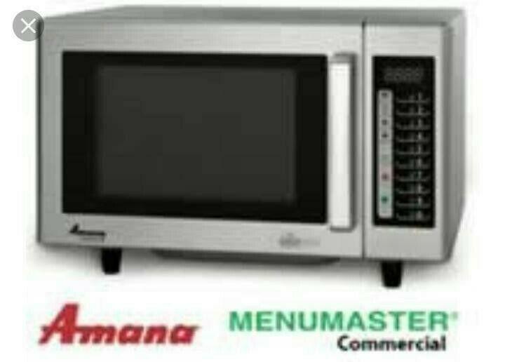 Panasonic- técnico especialista de hornos amana-