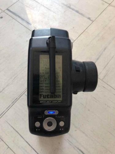 Transmisor radio control futaba 4pl