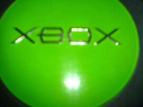Xbox clasico negra primera g.solo consola sin lector spo
