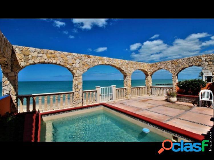 Casa frente al mar los arcos en chelem