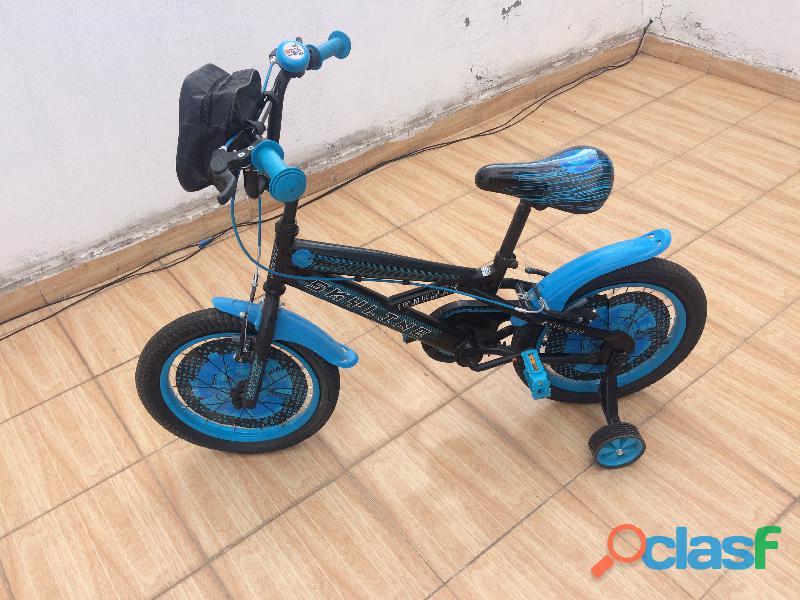 Se vende bicicleta skyline ironmax nueva
