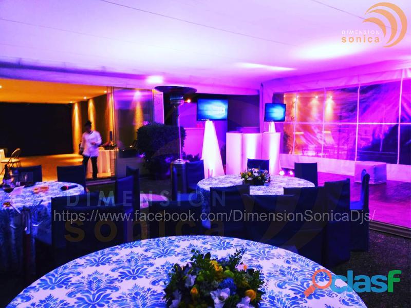 Servicios de djs para eventos + zanquero22