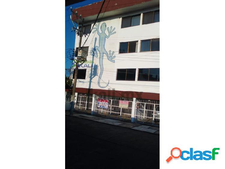 Renta departamento amueblado 3 rec. en col. jardines tuxpan veracruz, jardines de tuxpan