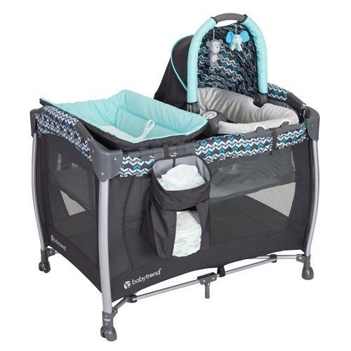 Baby trend resort elite nursery center laguna