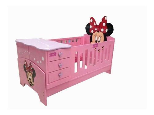 Cama cunas, mod. mini, recamara, dormitorio