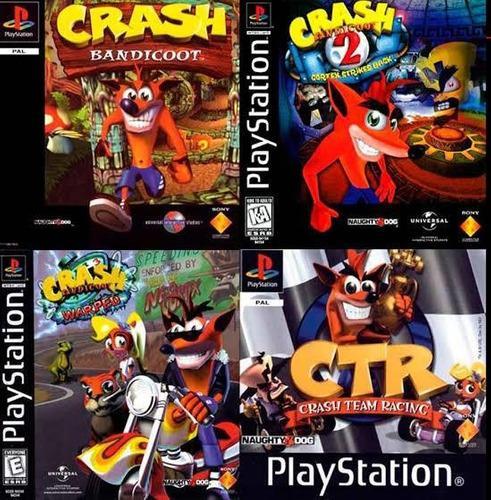 Juegos de crash bandicoot ps1+java+youtube sin publicidad