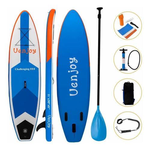 Kayak paddle board inflable, 11ftx32 deportes en agua, yoga