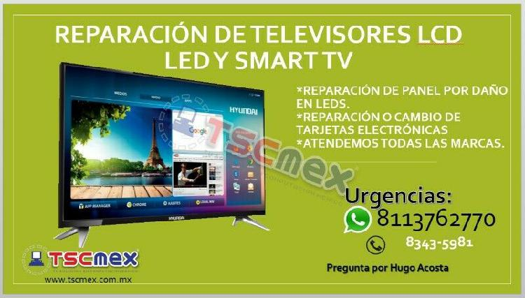 Reparacion de monitores y televisiones monterrey