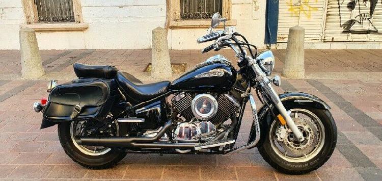 Yamaha v star clasic 1100 cc año 2008