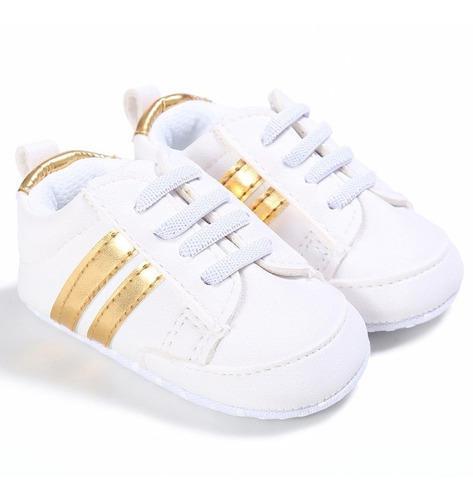 Zapatos de bebé de suela suave zapatos de cuna recién