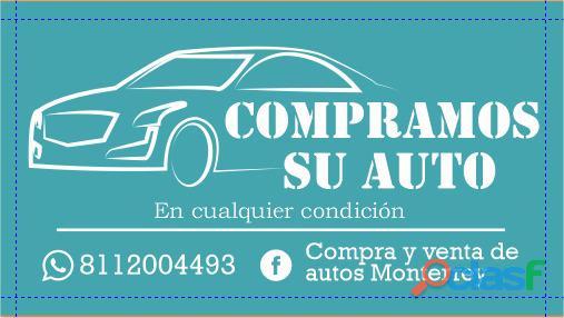 Compro su auto en cualquier condición