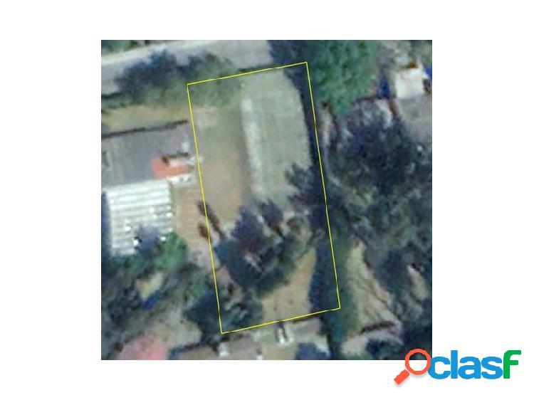 Urbinex vende excelente terreno en bosques de la calera, cerca de hospital militar, la calera