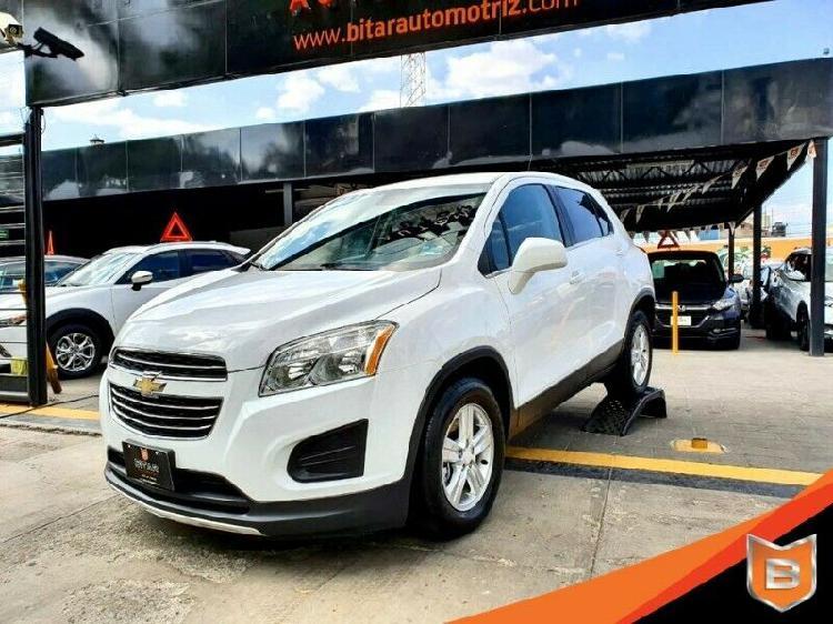 Chevrolet trax lt 2016 ¡¡excelente trato!!